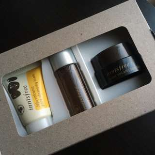 Jeju volcanic care 3 step kit