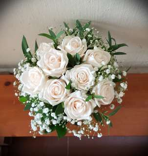 Wedding Flowers, Hand Bouquet