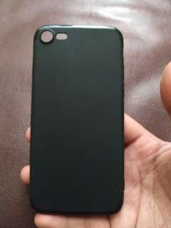 Line Shiny Casing iPhone 7 Black