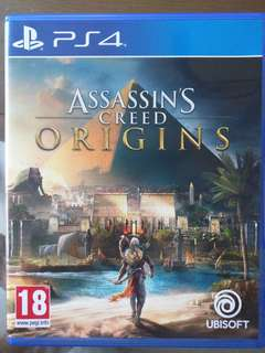 PS4 Assassin's creed Origin