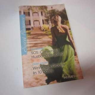 Sweet Romance 2 in 1 Book