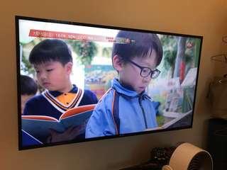 Samsung TV 50' 三星 電視50寸 UHD 4KTV