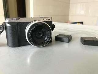 LUMIX mirrorless camera not canon Fuji Sony