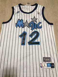 Dwight Howard NBA jersey Magic Adidas L