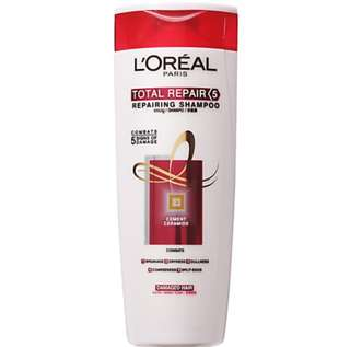 L'oreal Paris Total Repair Shampoo 330ml