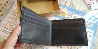 Timberland Wallet (Genuine leather)