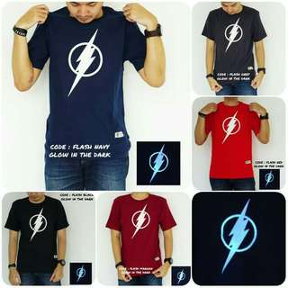 Kaos Distro Glow In The Dark