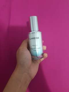 Laneige Ampoule essence and Refiner