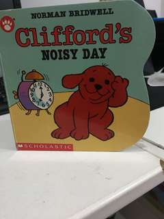 Clifford 's board book