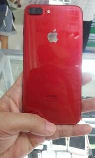 I phone  7 plus  RED