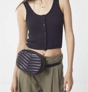 Quilted Belt Bag (fanny pack)