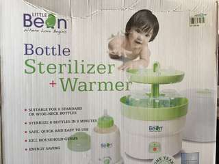 Little Bean Sterilizer + Warmer