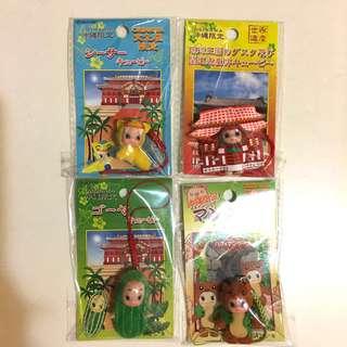 沖繩限定 Kewpie 丘比bb 沙律bb 絕版 地域限定 匙扣 新品 未開封 (非sonny angel, blythe)日本公仔 娃娃