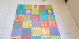 Baby Playmat ABC (5x8ft)