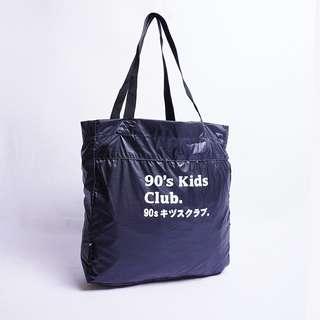 Tas jinjing (tote bag) anti air #PROMO Kode: 90Kids