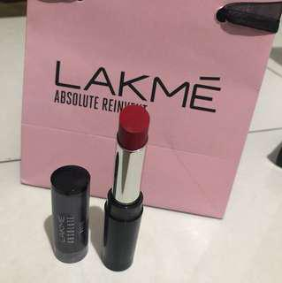 Lakme hd matte lipstick