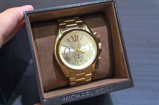 Michael Kors Gold Watch (Authentic)