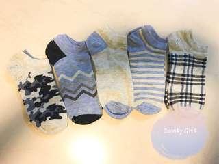 Assorted Korean Style Socks