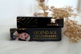 Legend Age Healthy Cherry Lipstick 3.8g (💯aauthentic 💯Brand new in box)