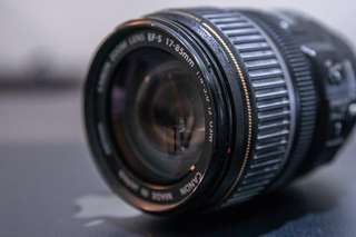 Canon EF-S 17-85mm Lens