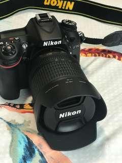 Nikon D7100 Semipro DSLR Camera