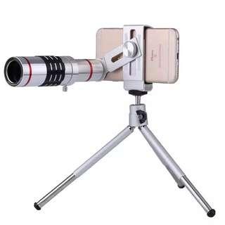 🚚 18倍高清超清手機拍照望遠鏡 (現貨)