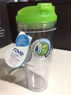 Rove Double Wall Insulated Tumbler 680ml
