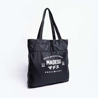 Tas jinjing (tote bag) anti air #PROMO Kode: Madesu