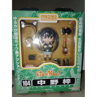 Azusa Nakano Nendoroid K-On! (CA)