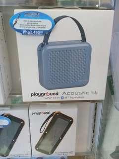 Playground speaker