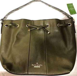 Kate Spade Bucket Leather Bag