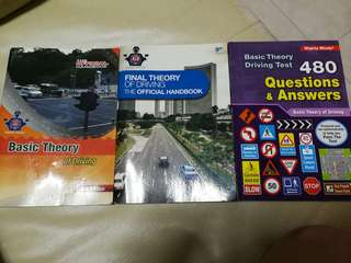 Basic Theory Textbook & Question Book