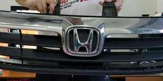 Honda Stream RN6 Grille