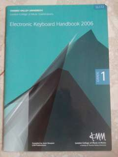 Keyboard books 7 for $11