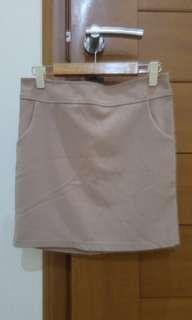 Gowigasa Nude Skirt