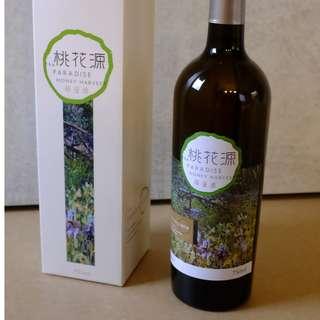 桃花源蜂蜜酒 Organic Honey Wine