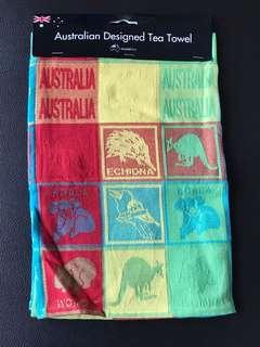 Australian Designed Tea Towel