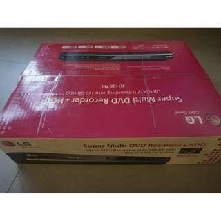 LG Super Multi DVD Recorder +HDD