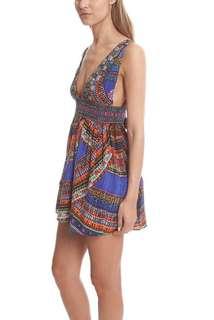 Camilla V Neck Dress