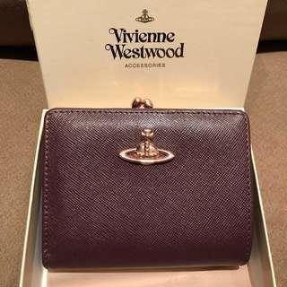 玫瑰金 Vivienne Westwood 銀包 Wallet coin pocket