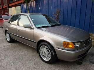 1999 Toyota Corolla Gli