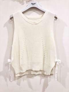 🚚 短版白線衫