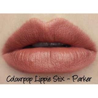 Colourpop Parker Lippie Stix [instock]