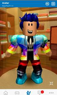 AngryPlayzYT roblox account