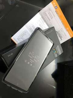 New Galaxy S9 Plus 256gb