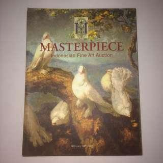 Katalog Masterpiece Indonesian Auction