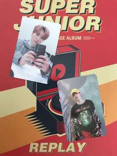 Super Junior Leeteuk Replay Special ver PC