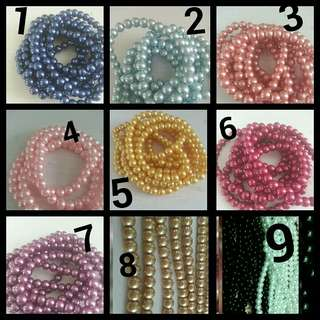 Colour choicr for tasbih