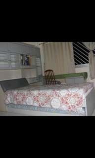 Common room at Bishan