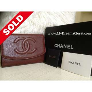 Sold Chanel Wallet 10
